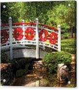Orient - Bridge - Tranquility Acrylic Print