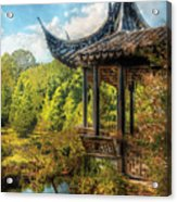 Orient - From A Chinese Fairytale Acrylic Print