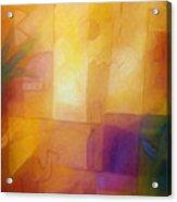 Oriental Dream Acrylic Print
