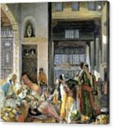 Orientalism Acrylic Print