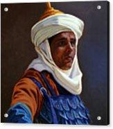Orientalist 01 Acrylic Print