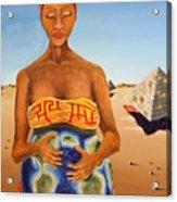 Origin Of Life Acrylic Print