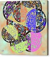 Origins Acrylic Print