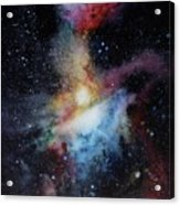 Orion Constellation Acrylic Print