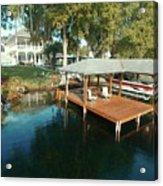 Orlando Photography Deck Acrylic Print