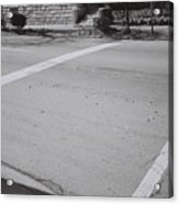 Ormsby Ave. 7 Bw Acrylic Print