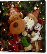 Ornament 234 Acrylic Print