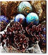 Ornaments 6 Acrylic Print