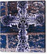 Ornate Cross 2 Acrylic Print