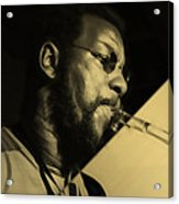 Ornette Coleman Collection Acrylic Print