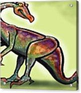 Ornithomimus Acrylic Print
