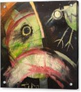 Ornithophobia  Acrylic Print