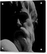 Orpheus Looks Back Acrylic Print