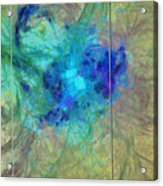 Orthochlorite Spacing  Id 16098-005652-96753 Acrylic Print