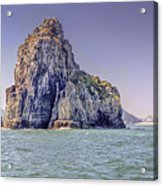 Oryukdo Islands, Busan, South Korea Acrylic Print