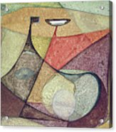 Os1960ar001ba Abstract Design 16.75x11.5 Acrylic Print