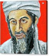 Osama Acrylic Print