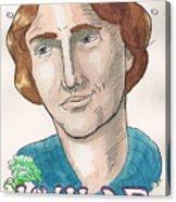 Oscar Wilde Acrylic Print