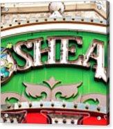 O'sheas Las Vegas Acrylic Print