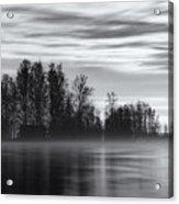 Ostrogoth - Black Edition Acrylic Print