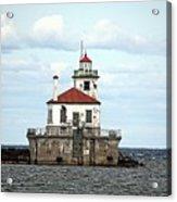 Oswego NY Lighthouse Acrylic Print