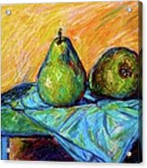 Other Pears Acrylic Print