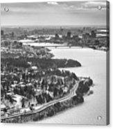 Ottawa-gatineau Acrylic Print