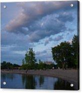 Ottawa River Acrylic Print