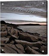 Otter Cliffs Dawn #5 Acrylic Print