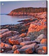 Otter Cliffs  Acrylic Print