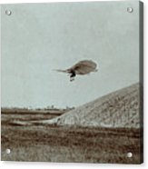 Otto Lilienthal Gliding Experiment Acrylic Print