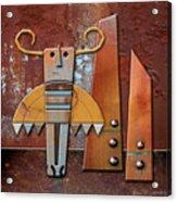 Otto The God Of October Acrylic Print