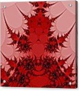Ouch Bug Acrylic Print