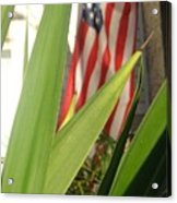 Our Flag Was Still There Acrylic Print