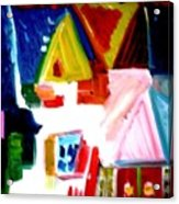 Our House Is A Very Very Very Fine House Acrylic Print