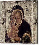 Our Lady Of Don Acrylic Print