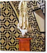 Our Lady Of Fatima Acrylic Print