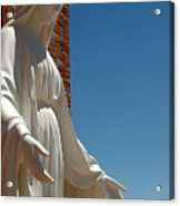 Our Lady Of Grace Acrylic Print