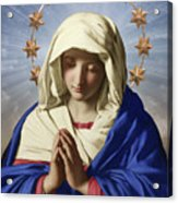 Our Lady Of Health Acrylic Print