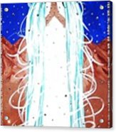 Our Lady Of Lucid Dreams Acrylic Print