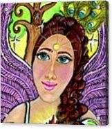 Our Lady Of Self-actualization Acrylic Print