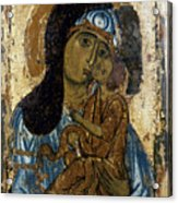 Our Lady Of Tenderness Acrylic Print