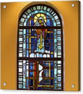 Our Lady Of The Orient Acrylic Print