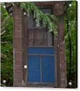 Our Outhouse - Photograph Acrylic Print