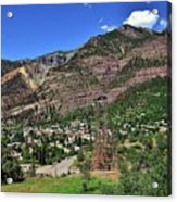 Ouray, Colorado Acrylic Print