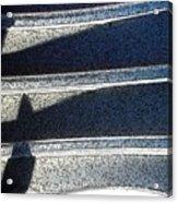 Out Shadows Acrylic Print