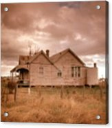 Outback Farmhouse Acrylic Print