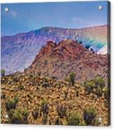 Outback Rainbow Acrylic Print