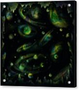 Outer Space Dreams Acrylic Print