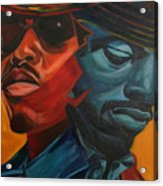 Outkast Acrylic Print